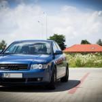 Audi A4 B6 1.8T quattro AVJ 150KM -> 232KM 306NM -> 250KM 343NM STAGE 2