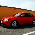 Audi S3 8l 1.8T APY 210KM -> 266KM 367NM STAGE 2