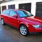 Audi A4 B6 1.8T quattro AMB 170KM RED USA -> 232KM 330NM STAGE 2