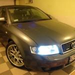 Audi A4 B6 1.8T quattro BFB 163KM -> 211KM 330NM STAGE 2