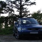 Audi A3 8l 1.8T ARY 180KM -> 197KM 291NM STAGE 1