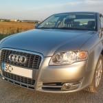 Audi A4 B7 1.8T BFB 163KM -> 214KM 325NM