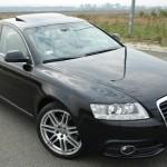 Audi A6 C6 3.0TFSI CAJA  290KM  ->  STAGE 2  445KM / 555Nm