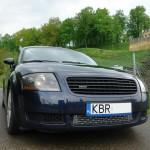 Audi TT 8N 1.8T BAM 225KM -> 332KM 424NM K04TFSI STAGE 3