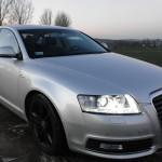 Audi A6 C6 3.0TFSI CCAA 300KM USA -> STAGE 2 455KM / 569Nm