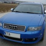 Audi A4 B6 1.8T BEX 190KM -> 300KM 365NM TD04-19T STAGE 3