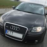 Audi A3 8P 2.0TFSI BWA 200KM quattro K04-> 290KM 382NM STAGE 3