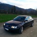 Audi A3 8L 1.8T AJQ 180KM -> 270KM 371NM K03RS STAGE +2