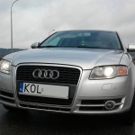 Audi A4 B7 2.0TFSI 200KM BWE- 261KM 369NM STAGE 2