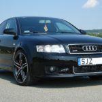 Audi A4 B6 1.8T BEX 190KM -> 315KM 406NM K04TFSI STAGE 3