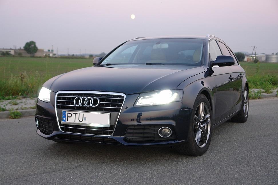 Audi A4 B8 20tdi 143km Caga 180km 392nm
