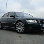 Audi A8 D3 4.2TDI BVN 326KM -> 371KM 735NM