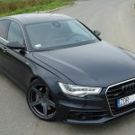 Audi A6 C7 3.0TFSI CTUA 310KM -> STAGE 2  439KM / 548NM  BLACK!!!