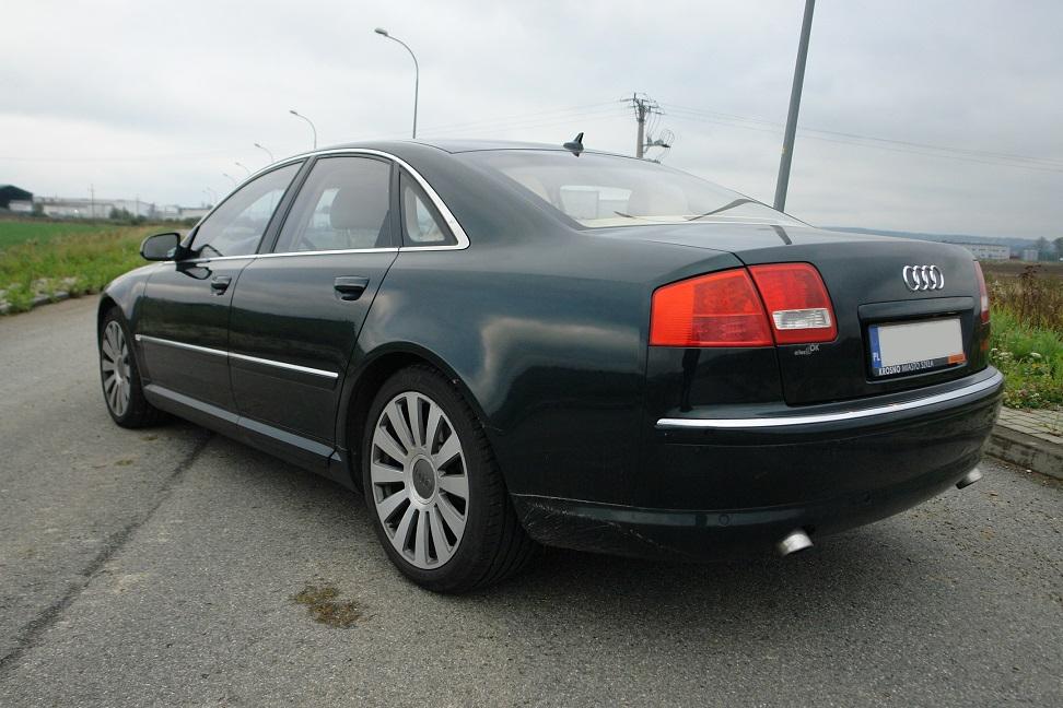 Audi A8 D3 4 2tdi Bvn 326km Gt 371km 735nm