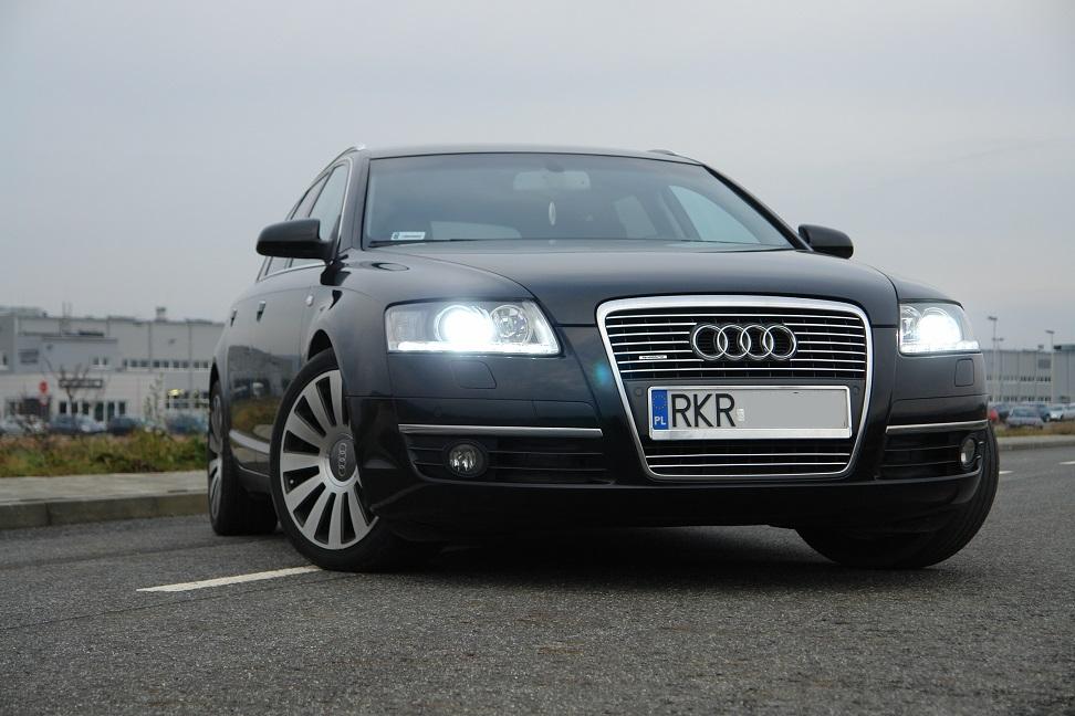 Audi A6 C6 3 0TDI ASB 233KM 281KM 546NM
