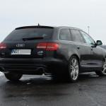 Audi A6 C6 3.0TFSI CAJA 290KM -> STAGE 2 437KM / 572NM