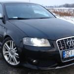 Audi S3 8P 2.0TFSI BHZ 265KM -> 307KM 416NM STAGE 2