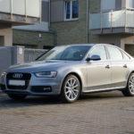 Audi A4 B8 LIFT 2.0TFSI quattro 224KM -> 264KM 420NM