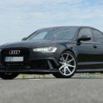 Audi A6 C7 3.0TFSI CGWB 300KM STRONIC -> STAGE 2 453KM / 551NM