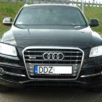 Audi Q5 3.0TFSI CTUB 272KM -> STAGE 2 431KM / 558NM