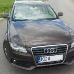 Audi A4 B8 2.0TDI CAGA 143KM -> 175 KM 377NM !