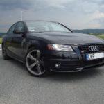 Audi S4 B8 3.0TFSI  CCBA 333KM -> STAGE 2  440KM 540NM