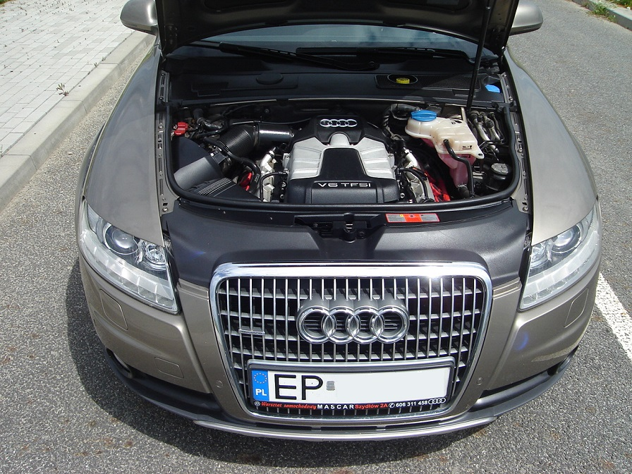 Audi A6 Allroad C6 3 0tfsi 290km Gt Stage 2 431km 544nm