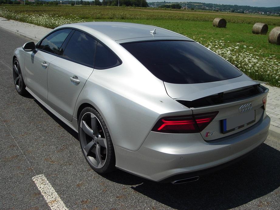 Audi A7 4g 3 0tfsi Crec 333km Gt Stage 2 434km 531nm
