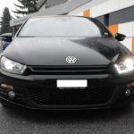 VW SCIROCCO DSG 2.0TFSI 200KM -> STAGE 1 261KM /371NM!!!