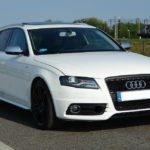 Audi S4 B8 3.0TFSI CAKA 333KM Stronic-> STAGE 2 435KM / 534NM !!!