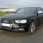 Audi S4 B8FL 3.0TFSI CGXC 333KM Stronic–> STAGE 2 448KM / 544NM !!!