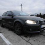 Audi A3 8P 1.8TFSI 160KM ->  STAGE 1 204KM / 324NM!!!