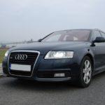 Audi A6 C6 3.0TFSI CAJA 290KM -> STAGE 2 441KM / 556NM  !