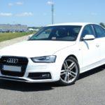 Audi A4 B8FL 2.0TDI CJCD 150KM ->  STAGE 1 177KM / 370NM