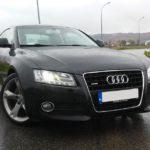 Audi A5 8T 3.0TDI CCWA 240KM -> STAGE 1 308KM 619NM !