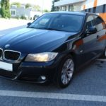 BMW E90 316D 2.0d 115KM -> Stage 1 165KM / 334NM