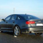 Audi A6 C7 3.0TFSI CGWB 300KM -> STAGE 2  451KM / 539NM!!!