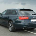 Audi A6 C7 2.0TDI CGLC 177KM -> STAGE 1 208KM 430NM