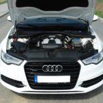 Audi A6 C7 3.0TFSI CGXB 310KM ->   STAGE 2  441KM / 555NM!!!