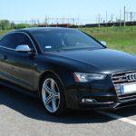 Audi S5 FL 3.0TFSI  CGWC 333KM -> STAGE 2 442KM 533NM