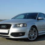 Audi S3 8P 2.0TFSI BHZ 265KM -> 390KM 487NM STAGE 3 !
